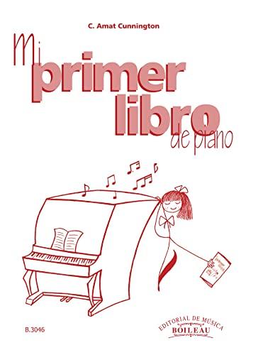 9788480202862: Mi primer libro de piano