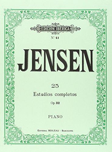 9788480203524: 25 Estudios Op.32
