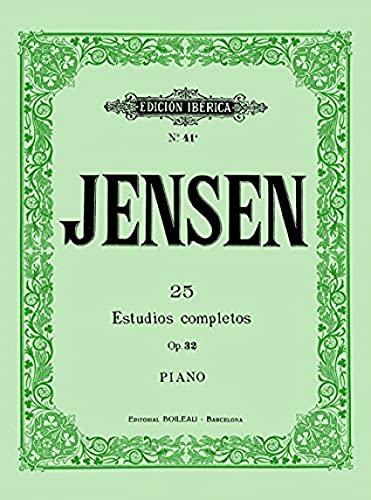 9788480203531: 25 Estudios Op.32 Vol.I
