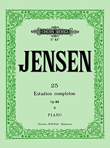 9788480203548: 25 Estudios Op.32 Vol.II