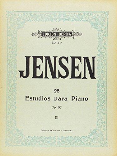 9788480203555: 25 Estudios Op.32 Vol.III
