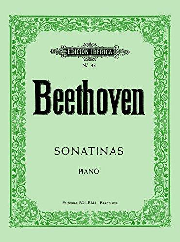 9788480203623: 6 Sonatinas: para piano
