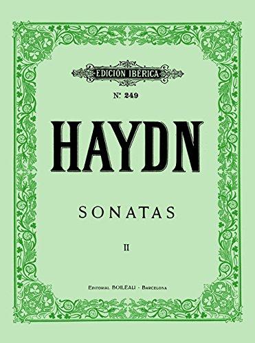 Sonatas Vol.II (11-23): HAYDN, Franz Joseph