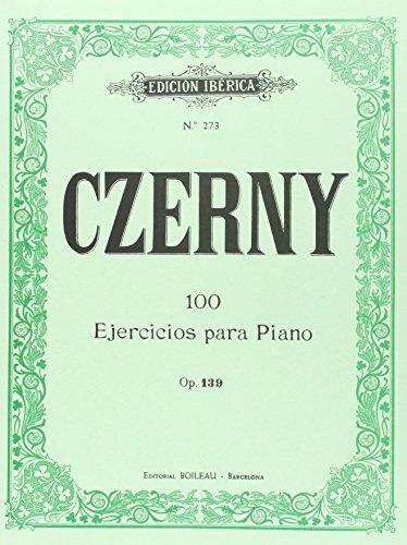 9788480205948: 100 Ejercicios Op.139