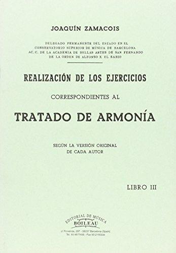 Realización de los ejercicios correspondientes al Tratado: Joaquin Zamacois