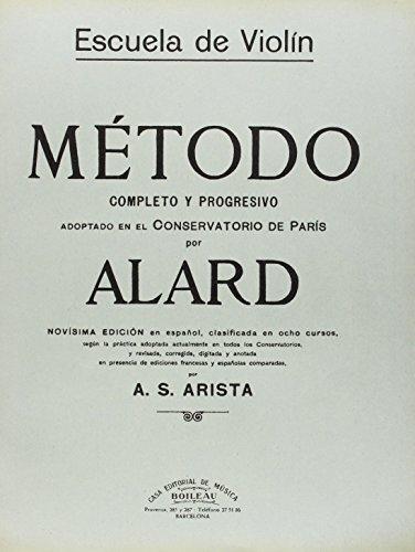 9788480207737: Método para Violín, Curso completo
