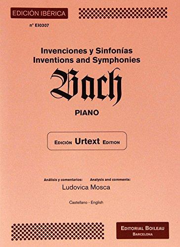 9788480208178: Invenciones y Sinfonías