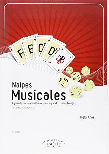 9788480209182: NAIPES MUSICALES.(JUEGO CARTAS MUSICALES).(REF:B.3639)
