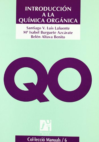 9788480211604: Introduccion a la quimica organica/ Introduction to Organic Chemistry (Spanish Edition)