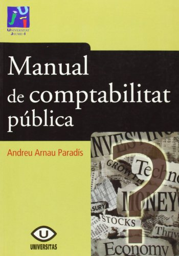 9788480212878: Manual de comptabilitat pública: 1 (Universitas)