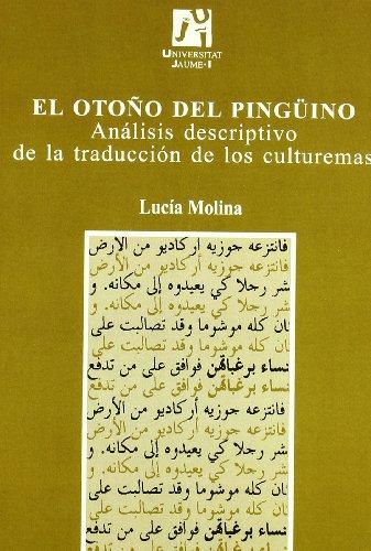 El otoño del pingüino / The Fall: Lucia Molina Martinez