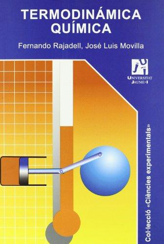 9788480215244: Termodinamica quimica (Spanish Edition)