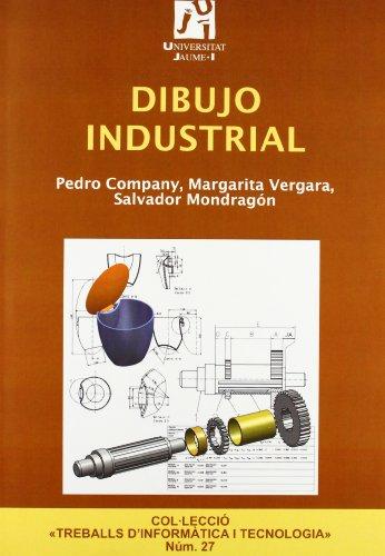 9788480216036: Dibujo Industrial (Treballs d'Informàtica i Tecnologia)