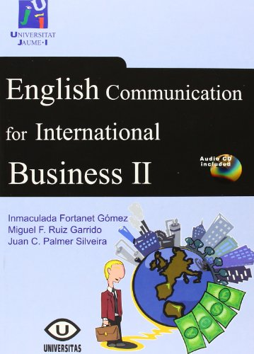 9788480216401: English communication for int.bussiness II (Universitas)