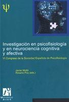 9788480216784: Investigación en psicofisiología y en neurociencia cognitiva y afectiva (Psique)