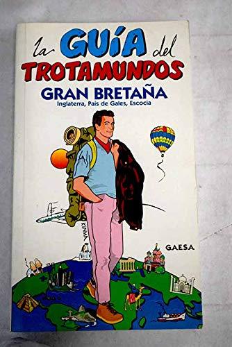 9788480230612: Guia trotamundos gran bretaña (Inglaterra, pais de Gales, Escocia)