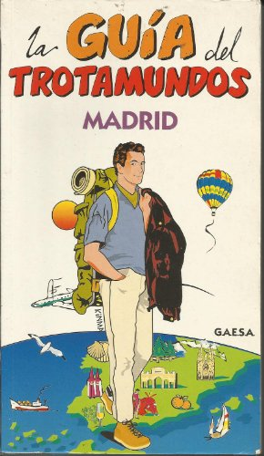 9788480231435: Trotamundos Madrid