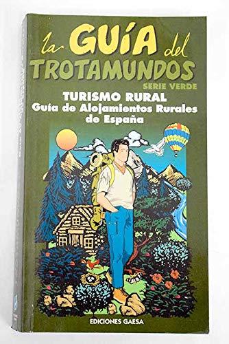9788480232258: Turismo rural (