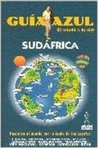 9788480233767: SUDAFRICA (GUIA AZUL)