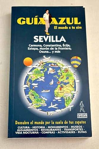 9788480234054: Sevilla - guia azul