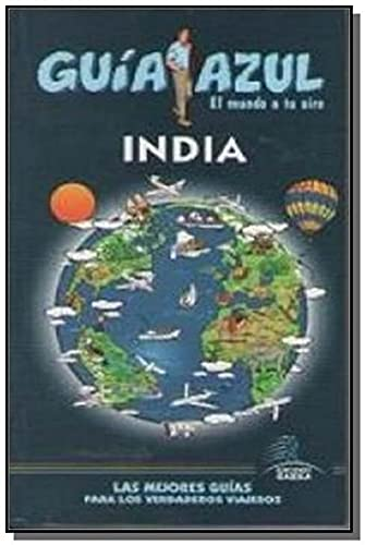 9788480234337: India - guia azul (Guias Azules)