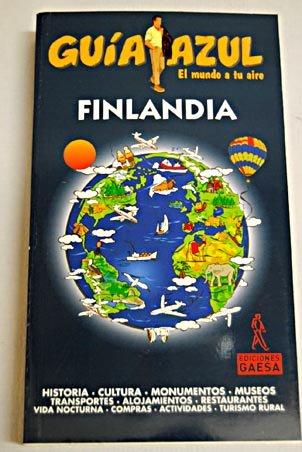9788480234894: Finlandia - guia azul (Guias Azules)
