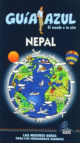 Imagen de archivo de Nepal (GUIA AZUL) a la venta por Libros Tobal