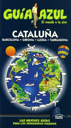 Cataluña - guia azul (Guias Azules)