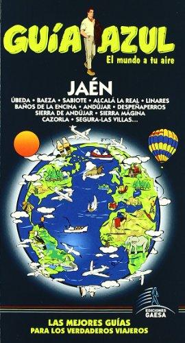 9788480236508: Guía Azul Jaén (Guias Azules)