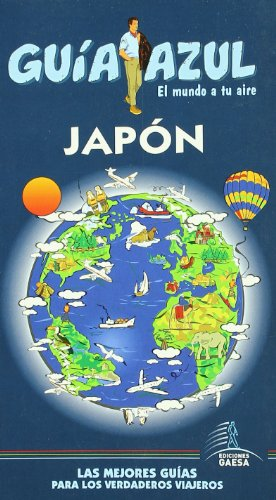 9788480237567: Japon / Japan (Guia Azul / Blue Guide) (Spanish Edition)