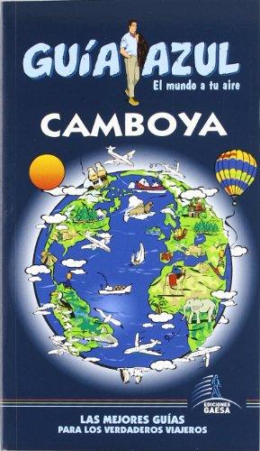 9788480238601: Guía Azul Camboya (Guias Azules)