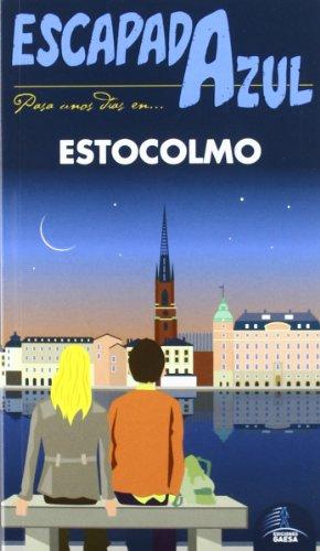 9788480238793: Escapada Azul Estocolmo (Escapada Azul (gaesa))