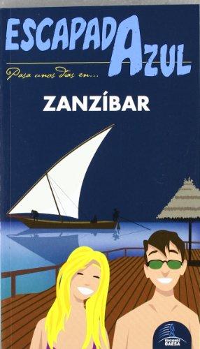 9788480238854: Escapada Azul Zanzibar (Escapada Azul (gaesa))