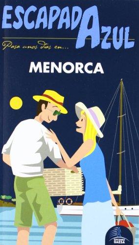 9788480238991: Escapada Azul Menorca