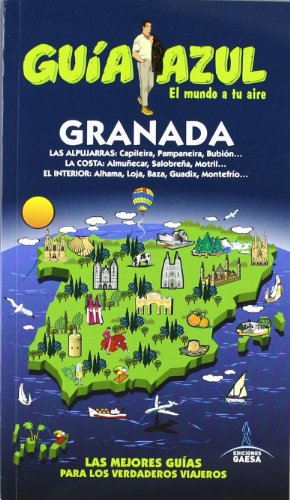 9788480239110: Guia Azul Granada / Blue Guide Granada (Spanish Edition)