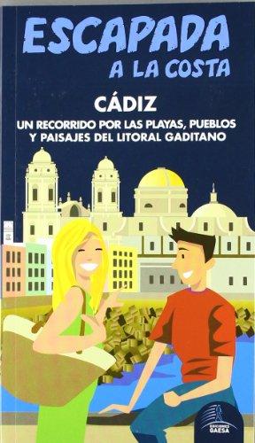 9788480239288: Escapada a la Costa Cádiz (Escapada Azul (gaesa))