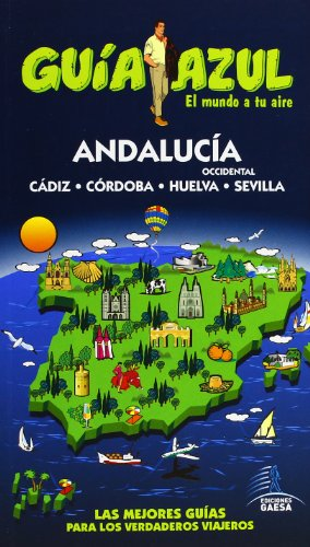 9788480239516: Andalucía Occidental / Western Andalusia (Spanish Edition)