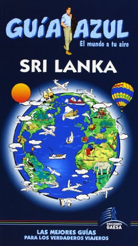 9788480239783: Sri Lanka (Guias Azules)