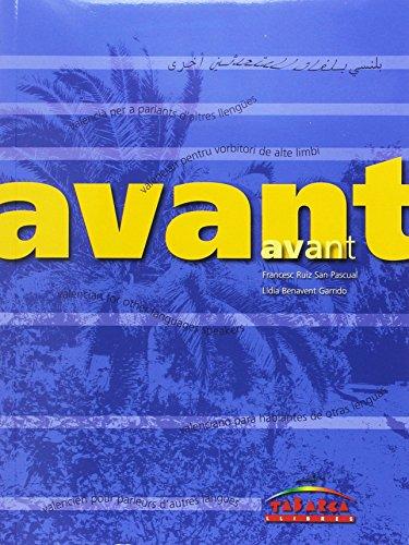9788480252102: Avant