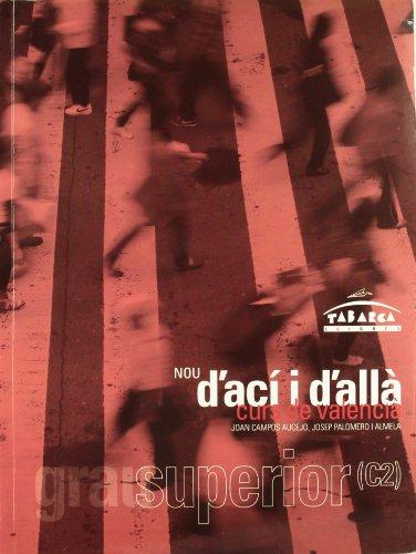 9788480252294: D'Aci I D'Alla Grau Superior ( C2)