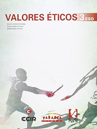 9788480253338: Valores Éticos 3º libro alumnado - 9788480253338