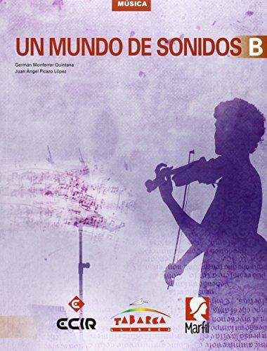 9788480253437: Mundo de sonidos B. Libro