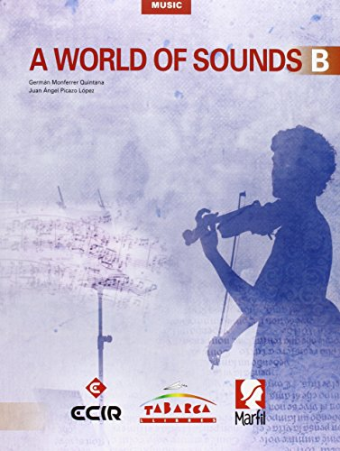 9788480253475: A World Of Sounds B - 9788480253475