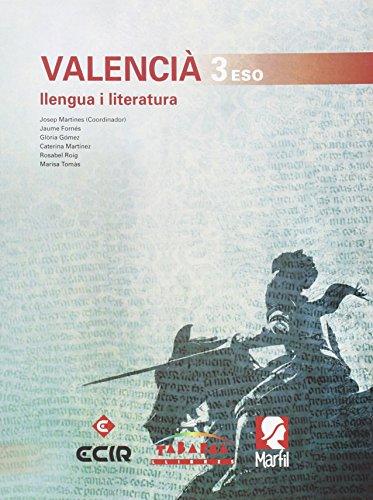 9788480253772: Valencia , Llengua I Literatura 3r - 9788480253772
