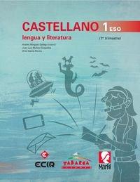 9788480253840: CASTELLANO, LENGUA Y LITERATURA 1 ESO - Pack de 3 libros - 9788480253840