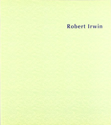 9788480260435: Robert Irwin