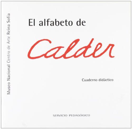 9788480262118: El alfabeto de Calder