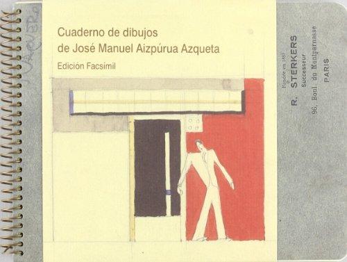 9788480262415: Cuadernos de dibujos de José Manuel Aizpúrua Azqueta.