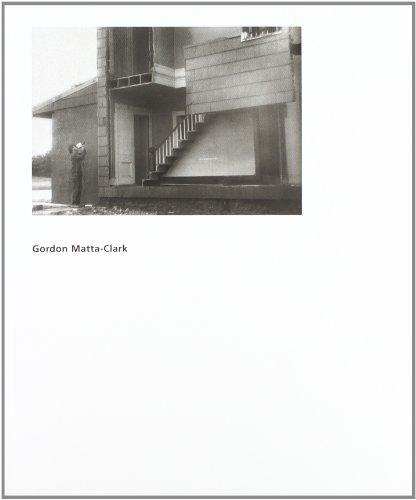 9788480262965: Gordon Matta-Clark