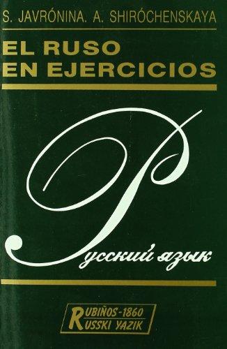 9788480410137: Ruso En Ejercicios, El
